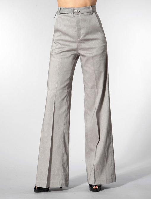 Grey Ant Belted Slack