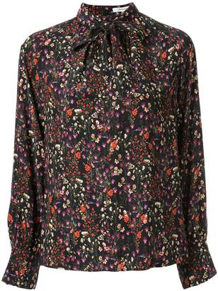 Loveless floral pattern blouse