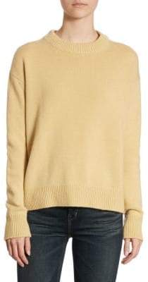 Vince Boxy Crew Sweater