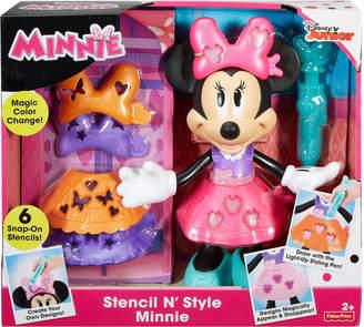 Fisher-Price Stencil N Style Minnie Playset
