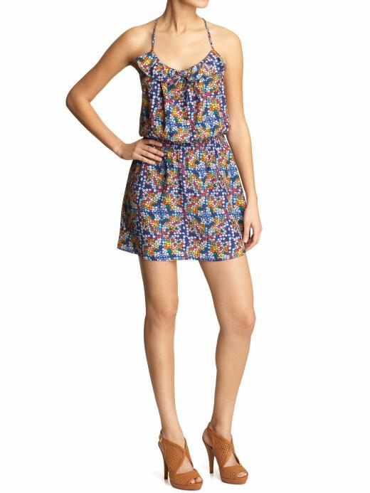 Parker Floral Print Cami Dress