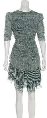 Isabel Marant Three-Quarter Knee-Length Dress