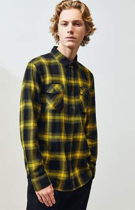 Vans Monterey Plaid Flannel Shirt
