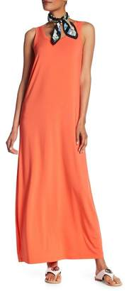 Tommy Bahama Tambour Sleeveless Maxi Dress
