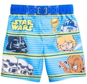 Star Wars Dreamwave Toddler Boys Swim Trunks