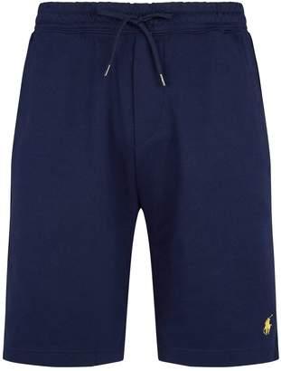 Polo Ralph Lauren Logo Tape Sweat Shorts
