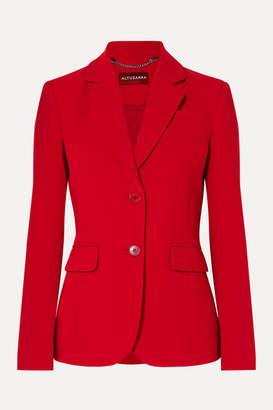 Altuzarra Fenice Cady Blazer - Red