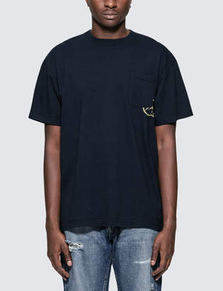 Icon Eyewear Denim By Vanquish & Fragment Pocket S/S T-Shirt