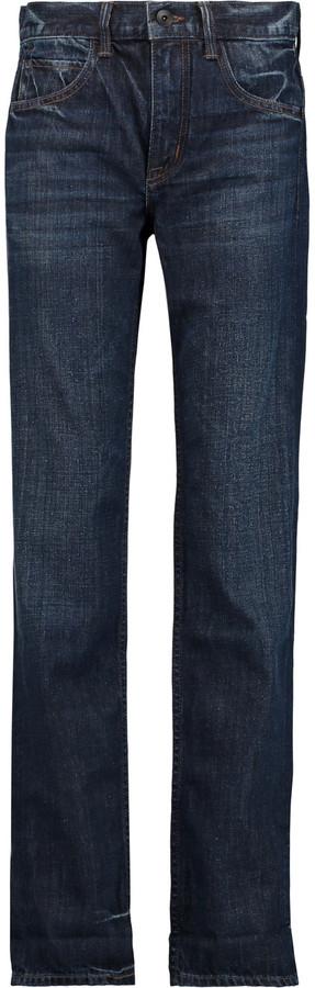 Helmut LangHelmut Lang Mid-rise boyfriend jeans