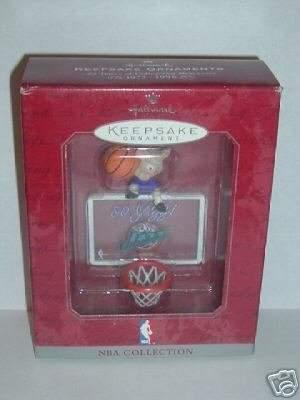 Hallmark NBA Collection Utah Jazz 1998 Ornament