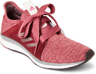 adidas Maroon Edge Lux Knit Running Sneakers