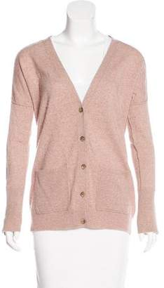 Brochu Walker Wool & Silk Cardigan