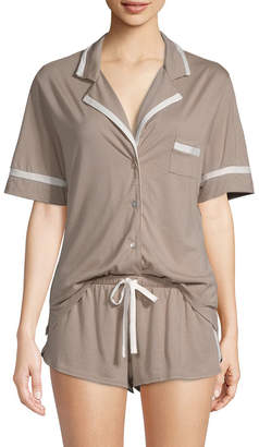 Cosabella Sleep Shirt & Boxer Set