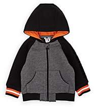 "Givenchy Kids' ""Mini Cotton-Blend Hoodie - Gray"