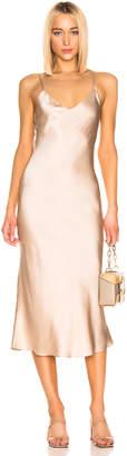 SABLYN Taylor Slip Dress in Blush | FWRD