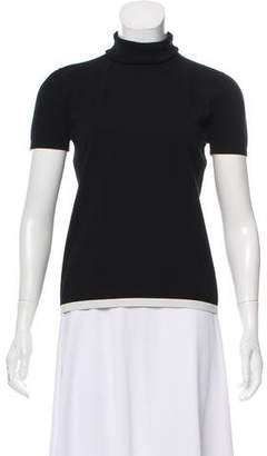 Max Mara 'S Short Sleeve Knit Top