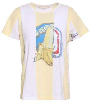 Marc Jacobs Printed Cotton-jersey T-shirt