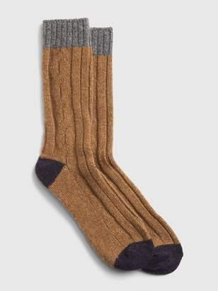 Gap Colorblock Boot Socks