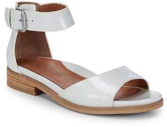 Gentle Souls Women's Gracey Leather Ankle-Strap Sandals