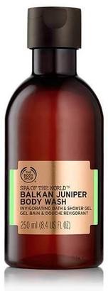 The Body Shop Spa Of The WorldTM Balkan Juniper Bath & Shower Gel
