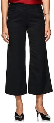 Zero Maria Cornejo Women's Tin Tech-Twill Wide-Leg Pants