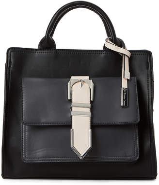 Christian Lacroix Cxl By Black & Dune Elisabeth Color Block Satchel