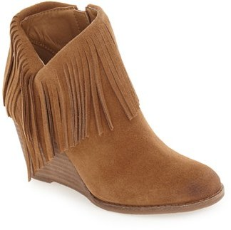 Women's Lucky Brand 'Yachin' Boot $138.95 thestylecure.com