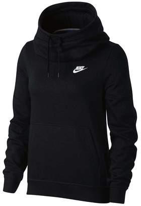 Nike Women's Funnel Neck Hoodie