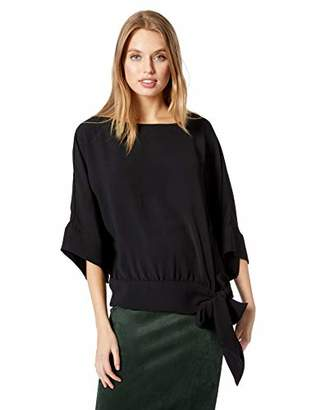 Banded Bottom Top Shopstyle