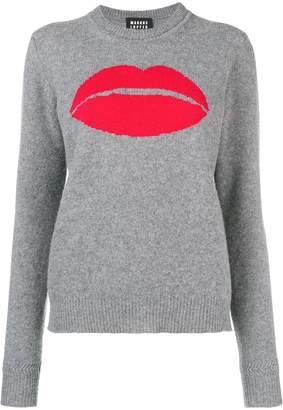 Markus Lupfer Mia lip sweater