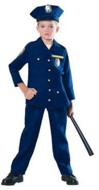 Rubie's Costume Co Rubie's Costumes Kids Police Officer Costume