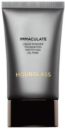 Hourglass Immaculate Liquid Powder Foundation - Bare $56 thestylecure.com