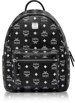 Small Stark Backpack in White Bonded Visetos MCM vucI9cRw