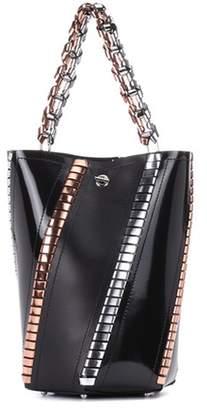Proenza Schouler Hex Medium leather bucket bag