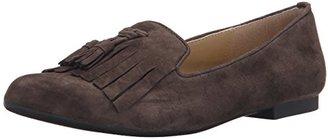 Adrienne Vittadini Footwear Women's Aldon Loafer $99 thestylecure.com