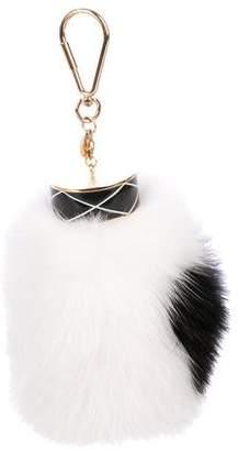 Louis Vuitton Fuzzy V Bag Charm