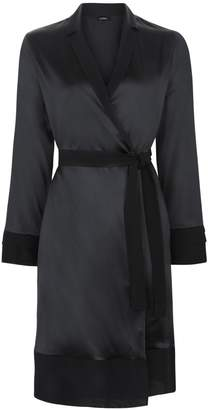 La Perla Silk Essence Short Dressing Gown