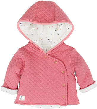 a75040923be8 Girls Hooded Jacket - ShopStyle