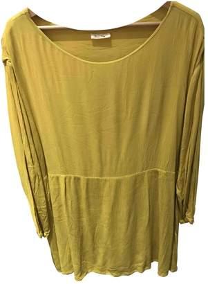 American Vintage Yellow Dress for Women