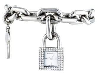 Burberry Lock & Key Watch
