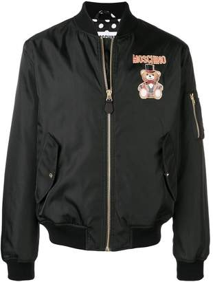 Moschino Teddy Circus bomber jacket