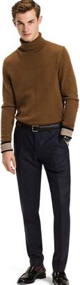 Tommy Hilfiger Slim Fit Wool Trouser