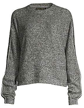 The Kooples Women's Sweet Fleece Sweatshirt