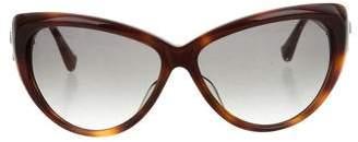 Chrome Hearts Club Sandwich Polarized Sunglasses