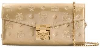 MCM Patricia clutch bag