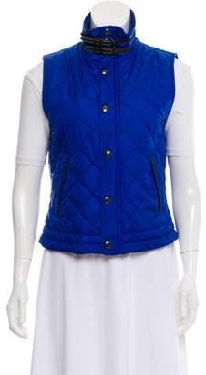 Ralph Lauren Belt-Accented Puffer Vest