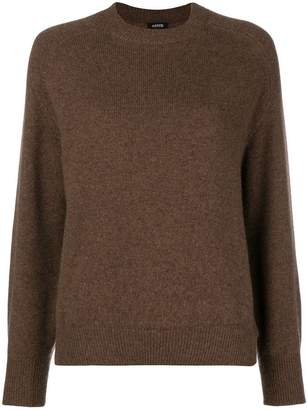 Aspesi loose knitted jumper