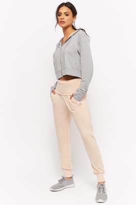 Forever 21 Active Foldover Joggers
