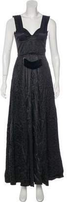 Etro Sleeveless A-Line Dress