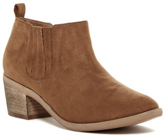 Melrose and Market Josie-Fab Bootie - Wide Width Available $49.97 thestylecure.com